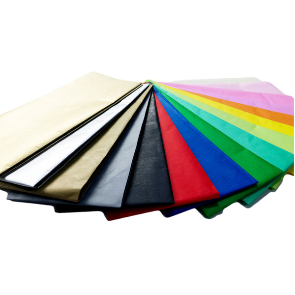 coloured Tissue paper for packaging