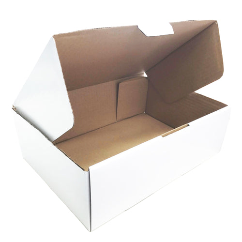 Die Cut Cardboard Box 310 x 220 x 105mm [Large Shipping Carton] [Mailing Boxes]