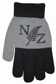 PK-76978 - Adults Glove Two Tone - New Zealand Gifts & Souvenirs