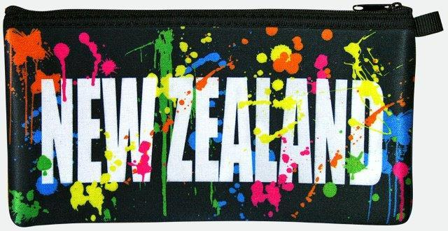 PK-00227 - Bags and Wallets Pencil Case Paintball - New Zealand Gifts & Souvenirs