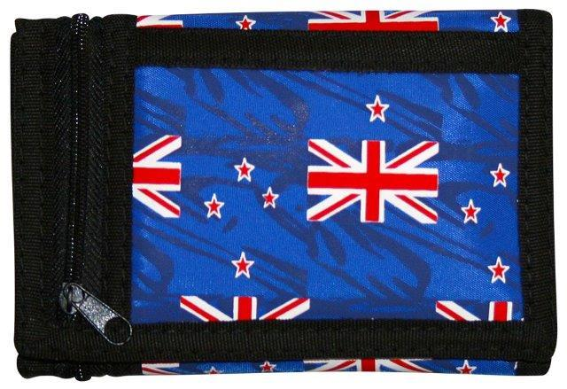 PK-00472 - Bags and Wallets Wallet Flag - New Zealand Gifts & Souvenirs