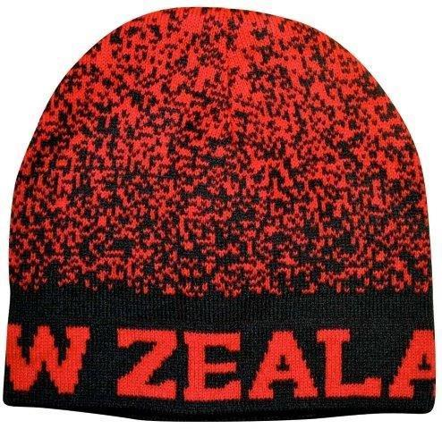 PK-60590 - Beanie Speckle Red - New Zealand Gifts & Souvenirs