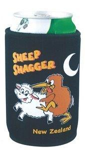 PK-82106 - Can Holder - Sheep Shagger Design - New Zealand Gifts & Souvenirs