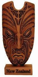 PK-10284 - Ceramics Whakairo E - New Zealand Gifts & Souvenirs