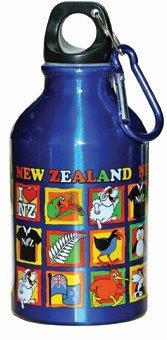 PK-82203 - Child Water Bottle 300ML Blue - New Zealand Gifts & Souvenirs