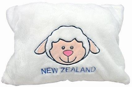 PK-30352 - Cushion Toy Lamb - New Zealand Gifts & Souvenirs