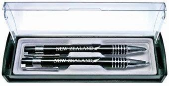 PK-40092 - Display Case X 2 Business Pens - New Zealand Gifts & Souvenirs