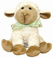 PK-30391 - Happy Lamb small sitting - New Zealand Gifts & Souvenirs