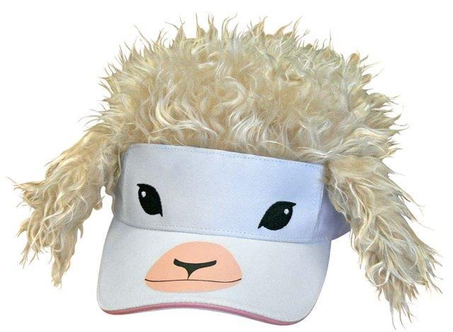 PK-60556 - Headwear Crazy Hat Sheep - New Zealand Gifts & Souvenirs