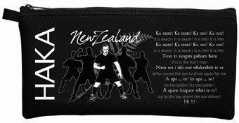 PK-00367 - Pencil Case Haka - New Zealand Gifts & Souvenirs
