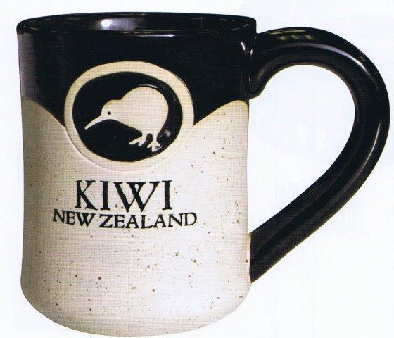 PK-10413 - Stoneware Mug 14oz - New Zealand Gifts & Souvenirs