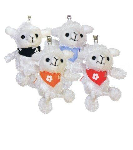 PK-24155 - Key Chain - Lamb Scarf - New Zealand Gifts & Souvenirs