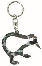 PK-24164 - Key Chain - Bottle Opener - Camouflage - Kiwi - New Zealand Gifts & Souvenirs