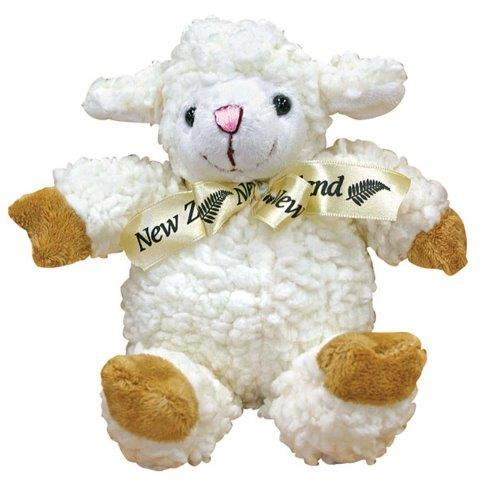 PK-30357 - Woolly Sheep 6 inch - New Zealand Gifts & Souvenirs