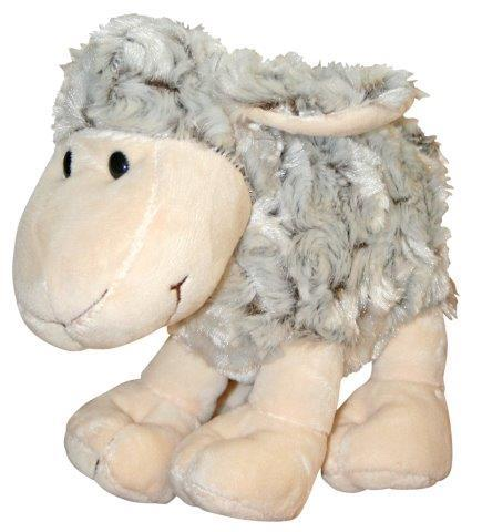 PK-30442 - Soft Toys Curly Sheep 18 cm - New Zealand Gifts & Souvenirs
