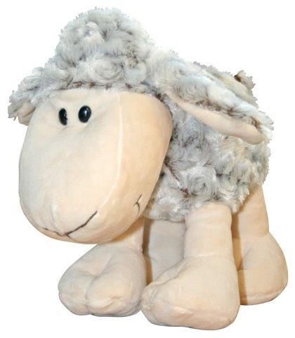 PK-30443 - Soft Toys Curly Sheep 30 cm - New Zealand Gifts & Souvenirs