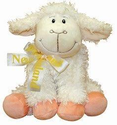 PK-30487 - Sitting Sheep 22 cm - New Zealand Gifts & Souvenirs