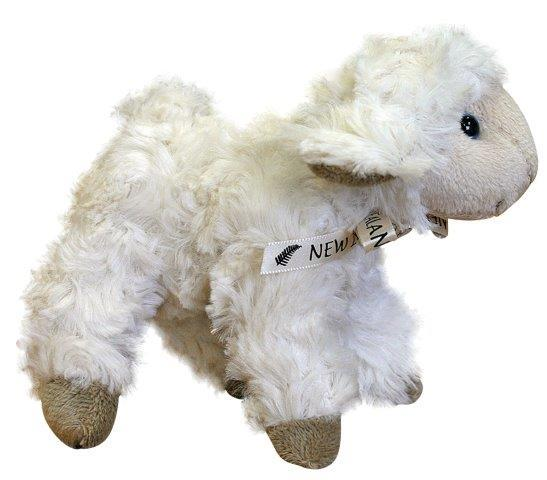 PK-30634 - Standing Lamb 15cm - New Zealand Gifts & Souvenirs