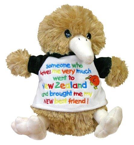 PK-30638 - Kiwi Medium New Best Friend - New Zealand Gifts & Souvenirs