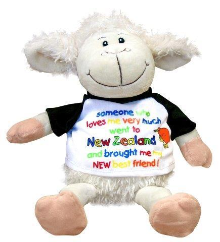 PK-30642 - Sheep New Best Friend - New Zealand Gifts & Souvenirs
