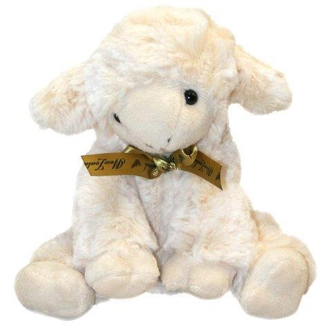 PK-30663 - Soft Touch Sheep Sitting 15cm - New Zealand Gifts & Souvenirs