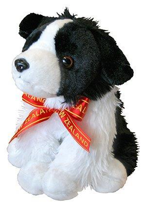PK-30676 - Soft Toys 20cm Sheep Dog - New Zealand Gifts & Souvenirs