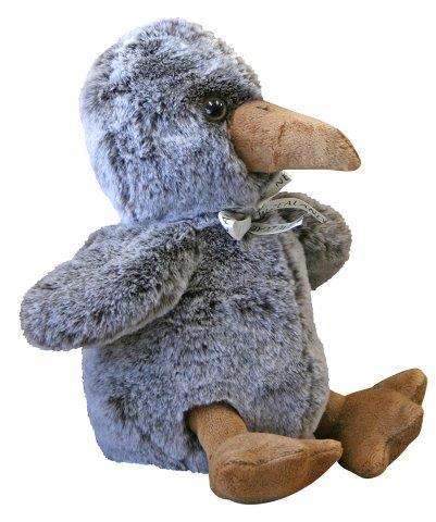 PK-30682 - Soft Toys Sitting Kiwi Large Snowy Brown - New Zealand Gifts & Souvenirs