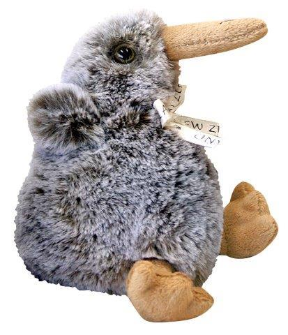 PK-30684 - Soft Toys Kiwi Chick Snowy Brown - New Zealand Gifts & Souvenirs