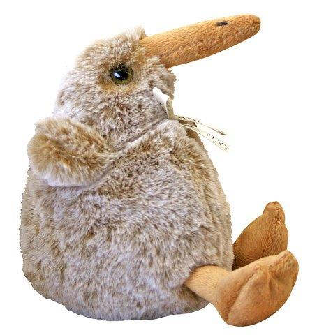 PK-30685 - Soft Toys Soft Touch Kiwi Medium Ginger - New Zealand Gifts & Souvenirs