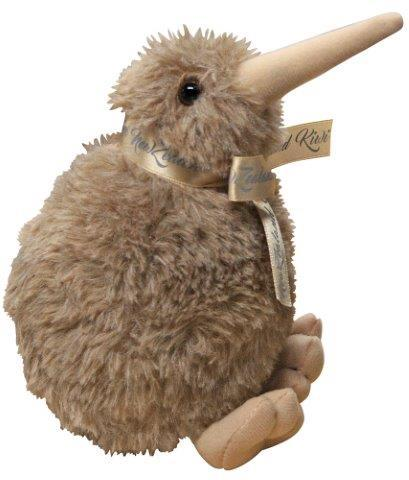 PK-30723 - Kiwi with Real Voice Beige - New Zealand Gifts & Souvenirs