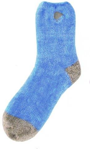 PK-55291 - Socks Feather Socks Blue - New Zealand Gifts & Souvenirs