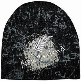 PK-60502 - Skull Black Graffitti - New Zealand Gifts & Souvenirs