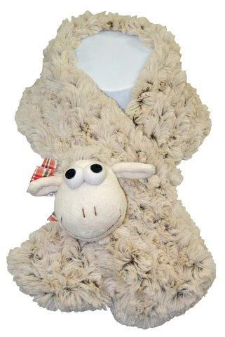 PK-75079 - Neck Warmer Curly Sheep - New Zealand Gifts & Souvenirs