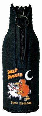 PK-82166 - Zip Bottle Holder Sheep Shagger - New Zealand Gifts & Souvenirs