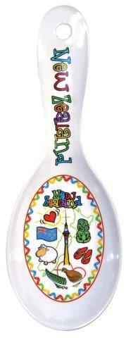 PK-82209 - Resting Spoon 1000 Icons - New Zealand Gifts & Souvenirs