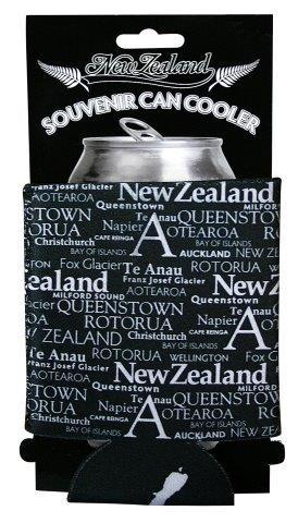 PK-82255 - Stubby Holder Names - New Zealand Gifts & Souvenirs