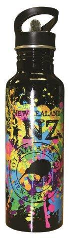 PK-82265 - Water Bottle 750ML Paint Splatter - New Zealand Gifts & Souvenirs