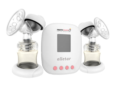 Prettymums - Alletar Double Electric Breastpump