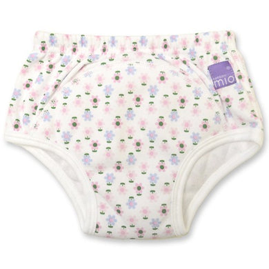BambinoMio - Training Pants (Flowers)