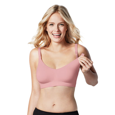 Bravado - Body Silk Seamless (BSS) - Dusted Peony