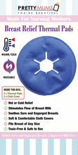 Load image into Gallery viewer, Breast Thermal Relief Gel Pad (Blue)