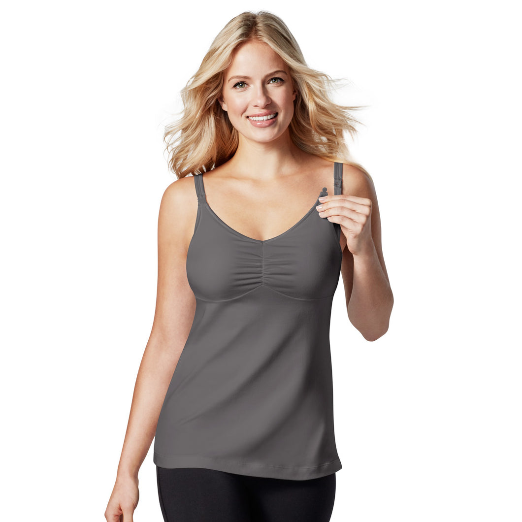 Bravado - Dream Nursing Tank - Platinum