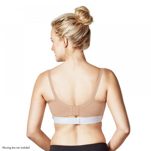 Bravado - Clip & Pump™ Hands-Free Nursing Bra Accessory - Paradise Palm