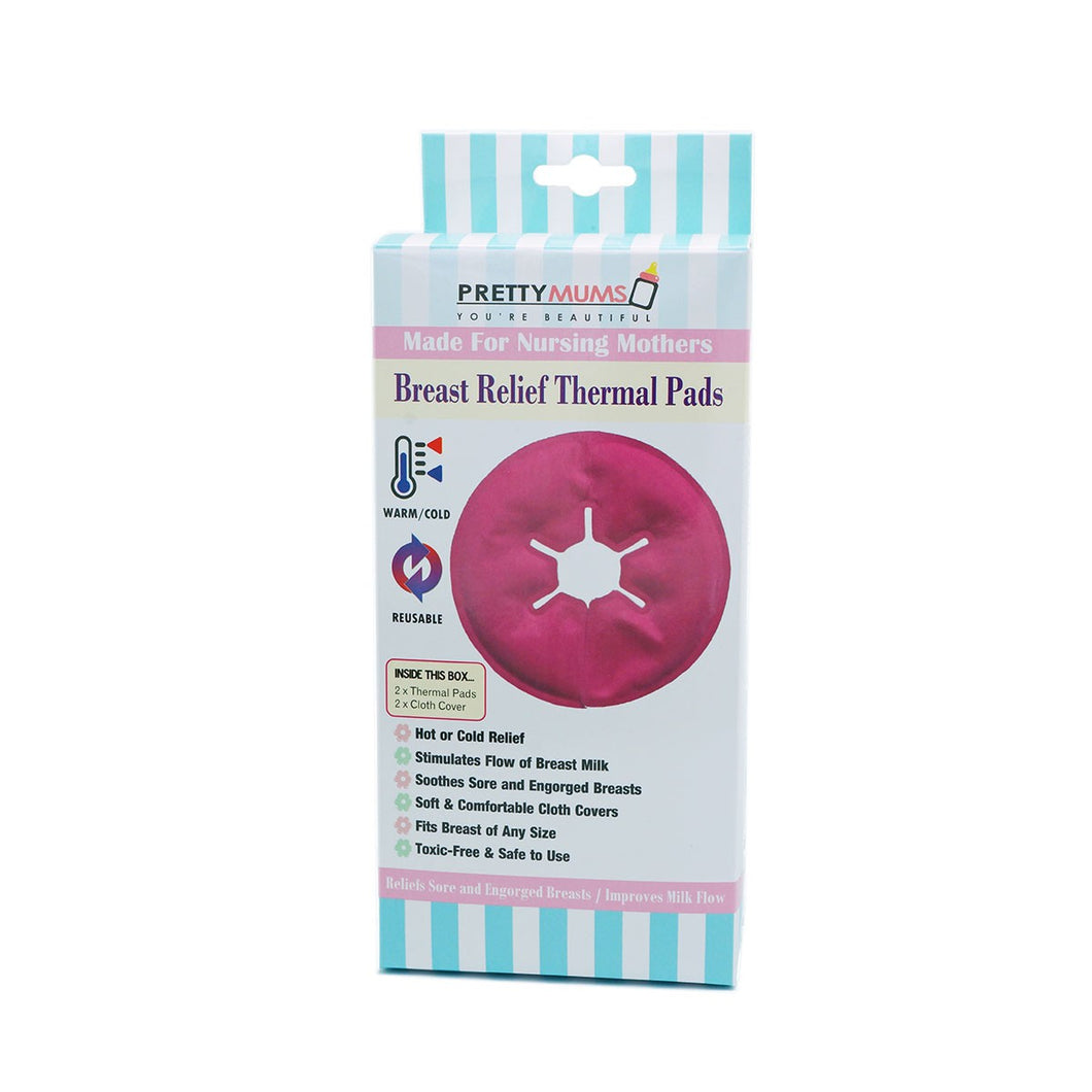 Breast Thermal Relief Gel Pad (Pink)