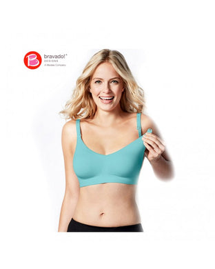 Bravado - Body Silk Seamless (BSS) - Sea Glass