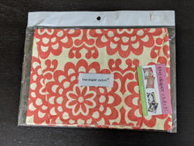 Load image into Gallery viewer, The Diaper Clutch - Cherry Wallflower