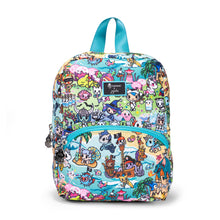 Load image into Gallery viewer, Jujube - Petite Backpack - Fantasy Paradise (Tokidoki)