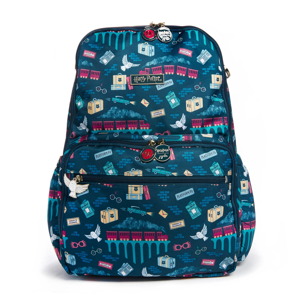 Jujube - Zealous Backpack - HP Platform 9 3/4 (Harry Potter Collection)