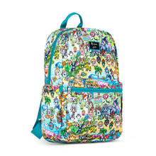 Load image into Gallery viewer, Jujube - Midi Backpack - Fantasy Paradise (Tokidoki)