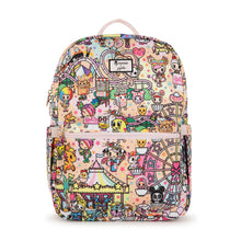Load image into Gallery viewer, Jujube - Midi Backpack - Kawaii Carnival (Tokidoki)